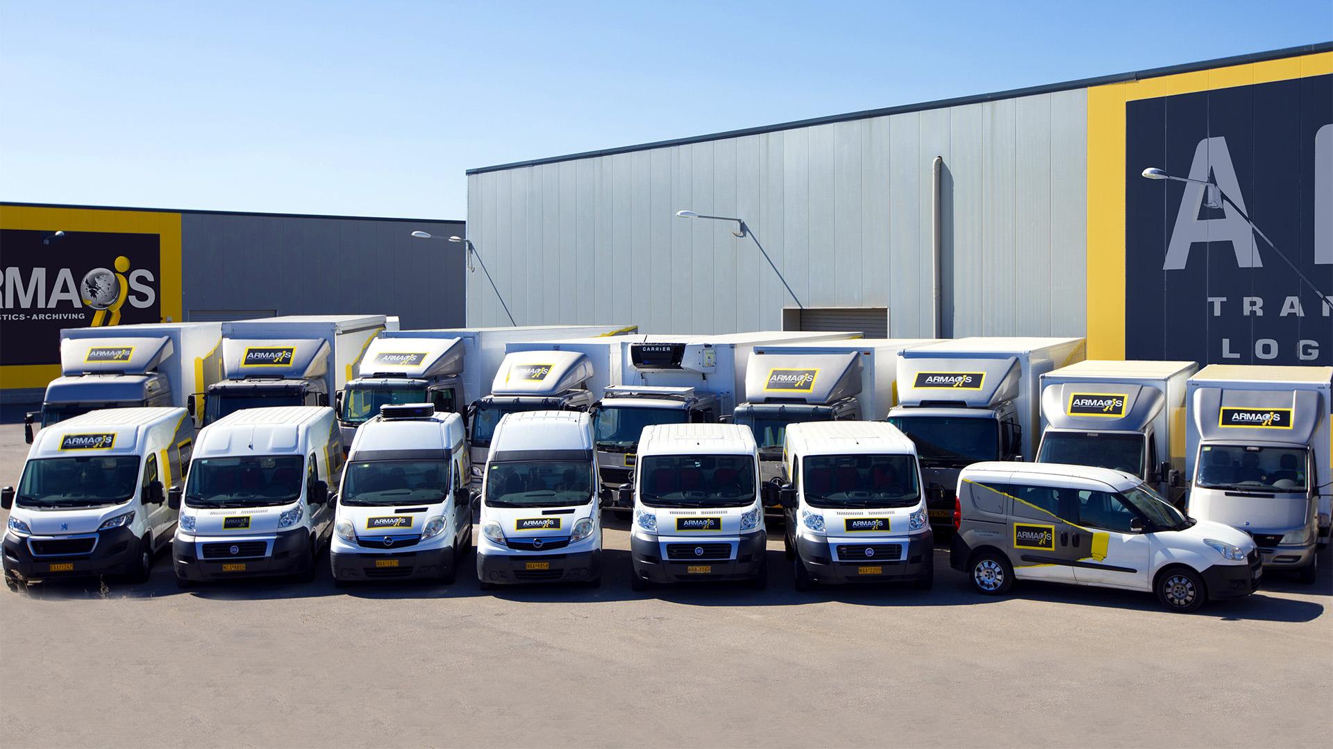 ARMAOS Transportation services